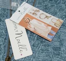Simply Noelle Brand JCKT222Z Womens Misty Blue Zippered Sweater Jacket Size XXL image 7