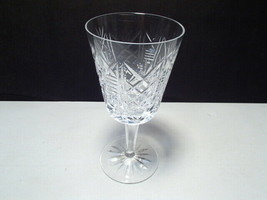 "1 Waterford Clare Wine Goblet / Glass ~~ 7"" - $17.95"