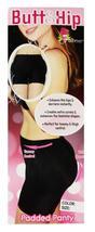 New Women's Fullness Butt Hip Padded Enhancer Shapewear Panty Beige #8019 image 4