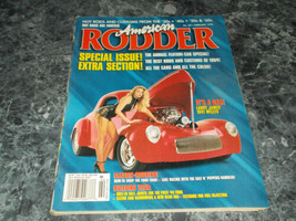 American Rodder Magazine February 1995 No 69 Larry James 41 Willys - $2.99
