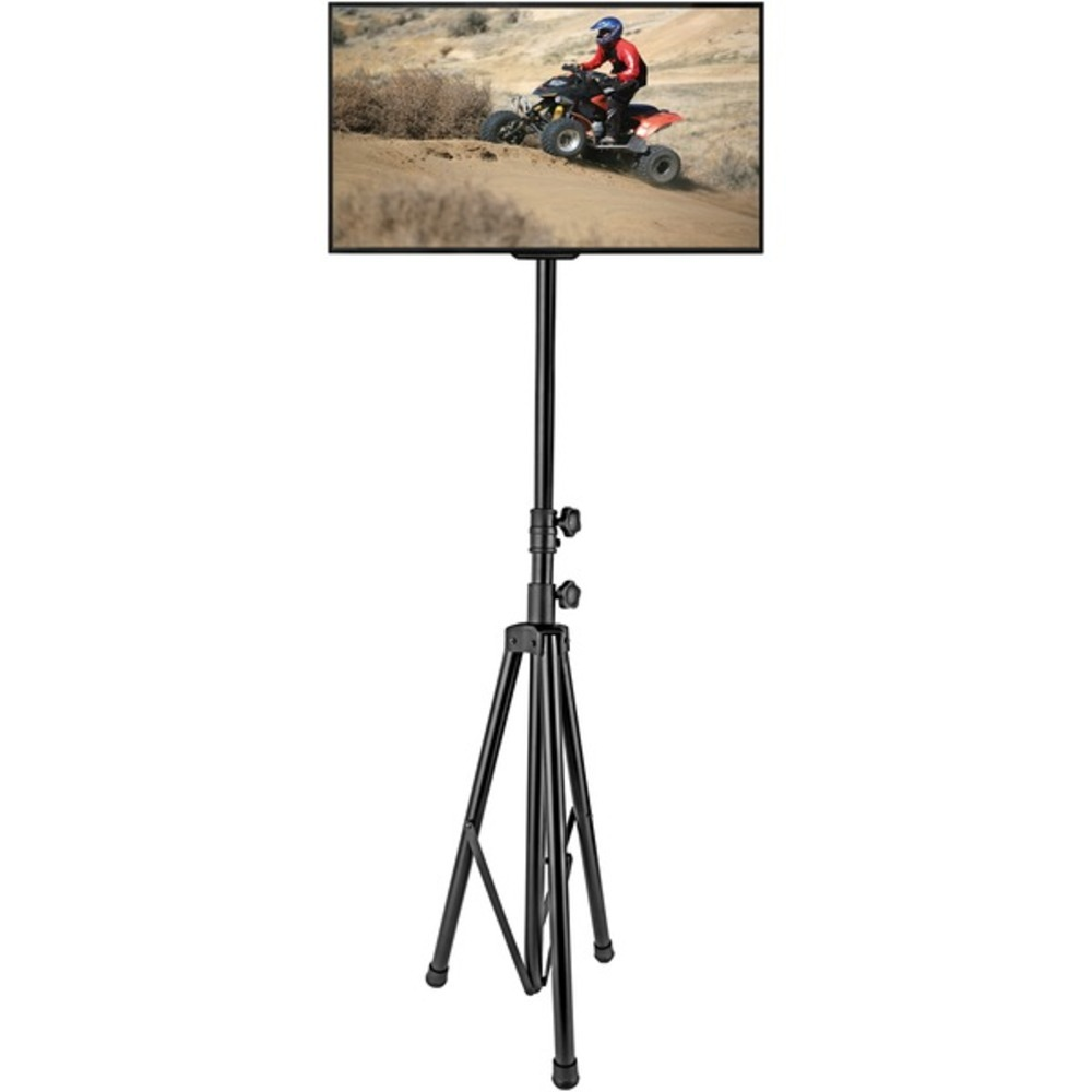 Pyle Home PTVSTNDPT3211 Portable Tripod TV Stand (Up to 60) image 1