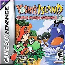 Yoshi's Island: Super Mario Advance 3 (Nintendo Game Boy Advance) Video ... - $16.11