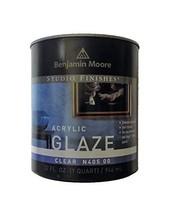 Benjamin Moore Qt Latex Glazing Liquid Clear - $37.35