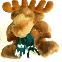 Vintage Northern Exposure Bullocks Moose Macys 1990 plush doll collectible - $34.95