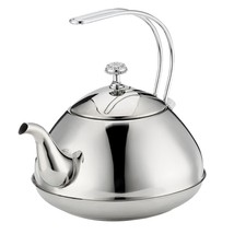 Whistling Tea Kettle Pot 2L Stainless Steel Teapot For Stove Tops With H... - €24,64 EUR+