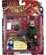 The Muppet Show Crazy Harry Series 2 Palisades Figure - $19.80