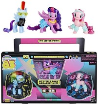 My little pony sdcc 2018 hasbro exclusive established 1983 greatest hits set thumb200