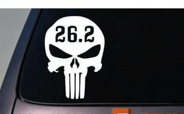 26.2 marathon sticker decal car window C148 - $3.57