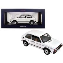1976 Volkswagen Golf GTI White 1/18 Diecast Model Car by Norev 188484 - $96.92