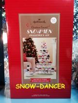 Hallmark 2014 Christmas Concert Snowmen Collector's Set Repaint - $299.99