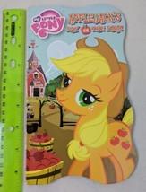 My Little Pony Applejack's Day on the Farm Board Book Bendon Publishers - $3.00