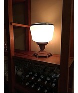 MCM TABLE LAMP Mid Century Modern Lamp BEAUTIFUL STATEMENT PIECE - $868.33