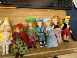 Madame Alexander Mcdonalds Doll Lot - $14.26