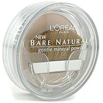 L'Oreal Bare Naturale Gentle Mineral Powder #410 Light Ivory  - $10.89