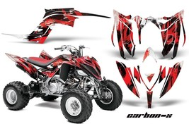 ATV Graphics Kit Decal Sticker Wrap For Yamaha Raptor 700R 2013-2018 CAR... - $168.25