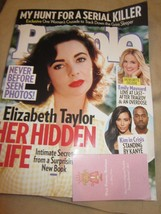 PEOPLE MAGAZINE MAR MARCH 7 2016 ELIZABETH TAYLOR PHOTOS EMILY MAYNARD B... - $9.99