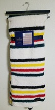 "NEW Pendleton Home Collection Throw Blanket 50"" x 70"" White Multi-Color ... - €59,16 EUR"