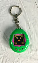 Vintage 1997 Tamagotchi Keychain 2 in Bandai 90's McDonald's Happy Meal Toy - $7.00