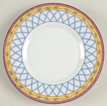 Trellis Rose by SAKURA  Bread and Butter Plate Width: 6 1/4 in - $9.89