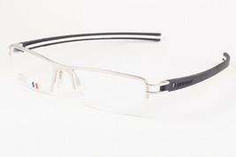 Tag Heuer 7623 011 Track Matte Black White Eyeglasses 7623-011 56mm - $293.02