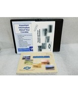 2000 Cavalier Owners Manual Set With Case 19298 - $13.85