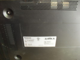 panasonic  th-42phd8uk   tv   plasma  monitor   local  pick  up  only - $199.99