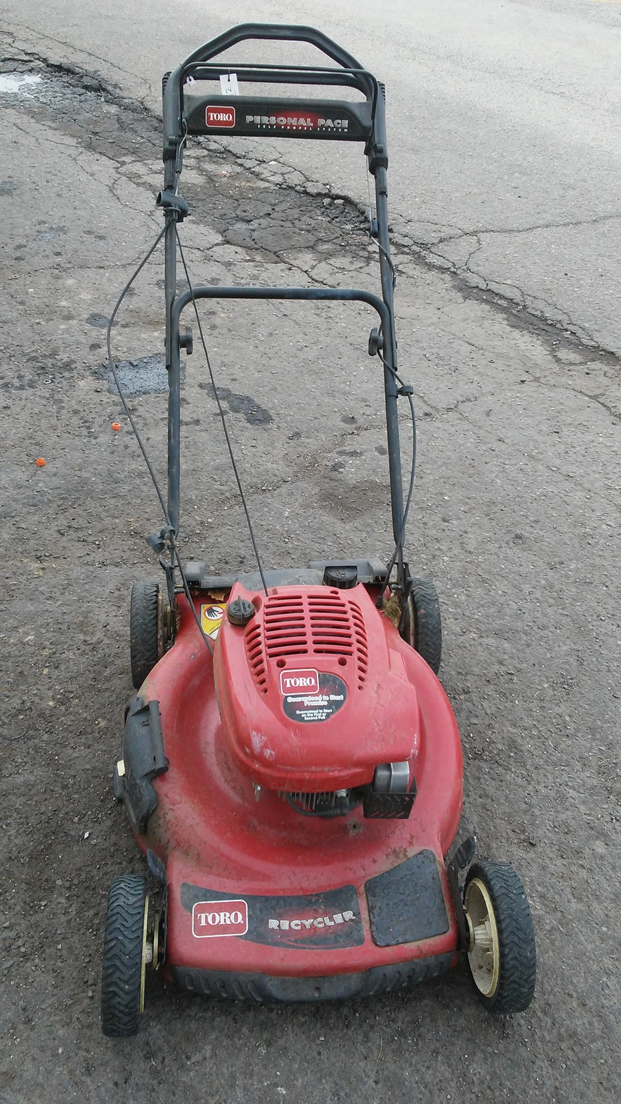 Replaces Toro Lawn Mower Model 20017 and 42 similar items