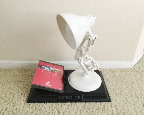 RARE DISNEY PIXAR LIMITED EDITION LUXO JR. COLLECTIBLE DESK LAMP DVD Short Film
