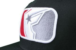 Famous Stars & Straps x Flymode Black Major League New Era Snapback Baseball Hat image 3