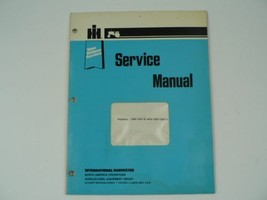 International Farmall Service Manual IH Clutches Spring Loaded Harvester... - $50.00
