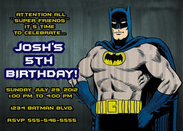 Batman birthday invitation thumb200