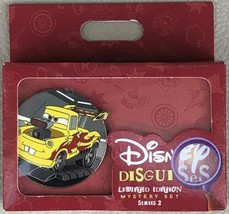 2020 Disney Disguises Reveal Conceal Mater 2 Pin Box Mystery LE 6000 - S... - $28.95