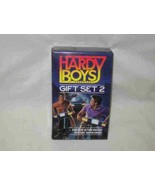 Boxed Gift Set 2 Of Hardy Boys Mystery Paperback Books 32-36 Franklin W.... - $21.21