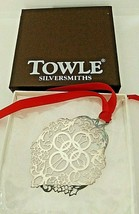 Five Golden Rings - Boxed Twelve Days of Christmas By Towle Silversmith ... - $18.50