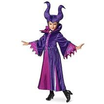 Disney Maleficent Costume for Kids Size 9/10 Black - $64.95