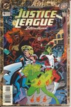 DC Justice League International Annual #5 Action Adventure - $3.95