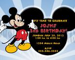Mickey mouse birthday invitation thumb155 crop