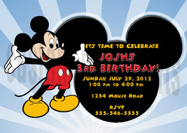 Mickey mouse birthday invitation thumb200