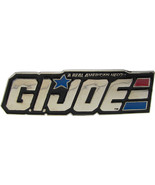G.I. Joe  Enamel Belt Buckle, Gi Joe - $19.00