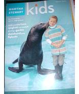 Magazine MARTHA STEWART KIDS  Special Issue - $9.95