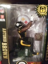 2018 Mcfarlane Antonio Brown  - $15.99