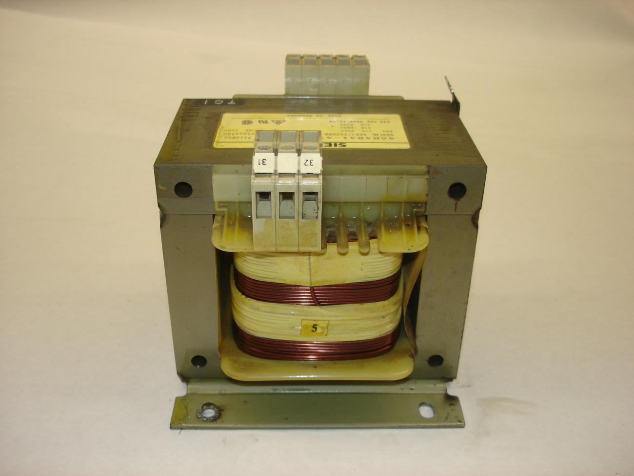 Siemens Transformer 4AM4841-4TJ10-0C