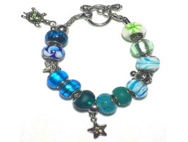 Night at the Sea Charm Bracelet - $20.00