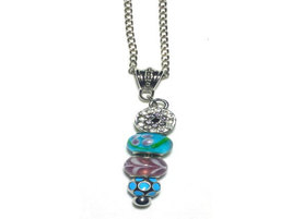 Drop Style Charm Necklace - $10.00