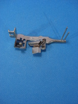 Singer Slant Needle Sewing Machine Slotted Binder Foot Part  #81200 - $9.95