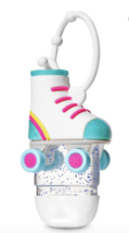 Bath & Body Works Roller Skate Pocketbac Anti-bacterial Hand Sanitizer Gel Holde - $9.87