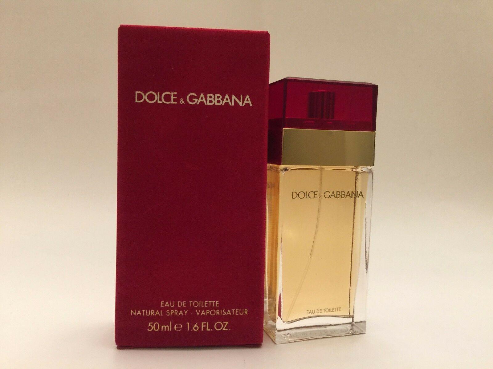 Aaaaaadolce   gabbana red 1.6 oz perfume