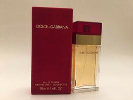 Dolce & Gabbana Dolce Red Perfume 1.6 Oz Eau De Toilette Spray image 1