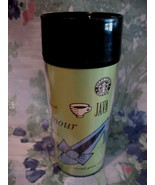 Starbucks Coffee Travel Mug Cup Java Flourish Amour Prosper Thrive Purpl... - $9.99