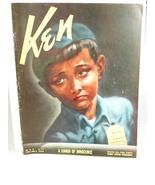 "Ernest Hemingway ""The Cardinal Picks A Winner"", in Ken Magazine Vol 1 No... - $75.00"